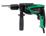Perceuse à percussion HITACHI 550W 10Nm - mandrin autoserrant 13mm (U3) - FDV16VB2