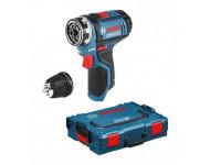 Perceuse Visseuse BOSCH GSR 12V-15 FC Click and go - sans batterie - 06019F6002