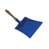 Pelle à poussière 220 mm REVEX - Manche bois - 053712