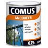 Peinture-laque finition Ancorfer antirouille COMUS SAS - Gris moyen 7000 - Pot 3/4 L - 12062