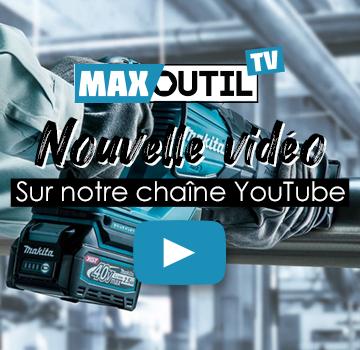 Maxoutil TV scie récipro 40V JR001