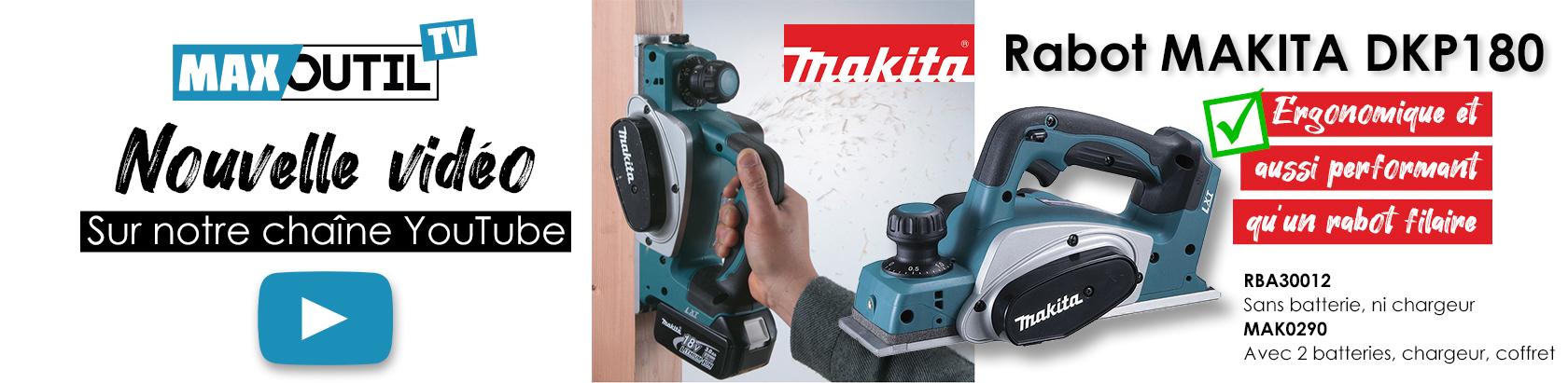 MaxoutilTV DKP180
