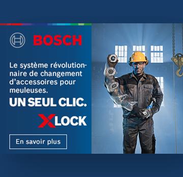 Système X-LOCK BOSCH