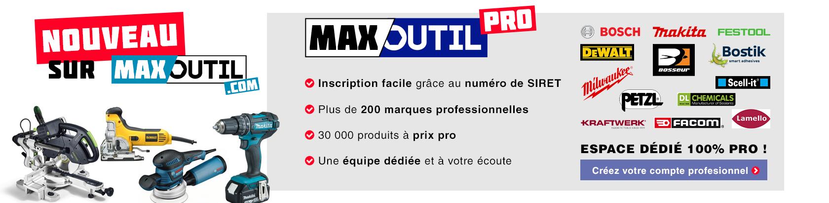 Maxoutil PRO