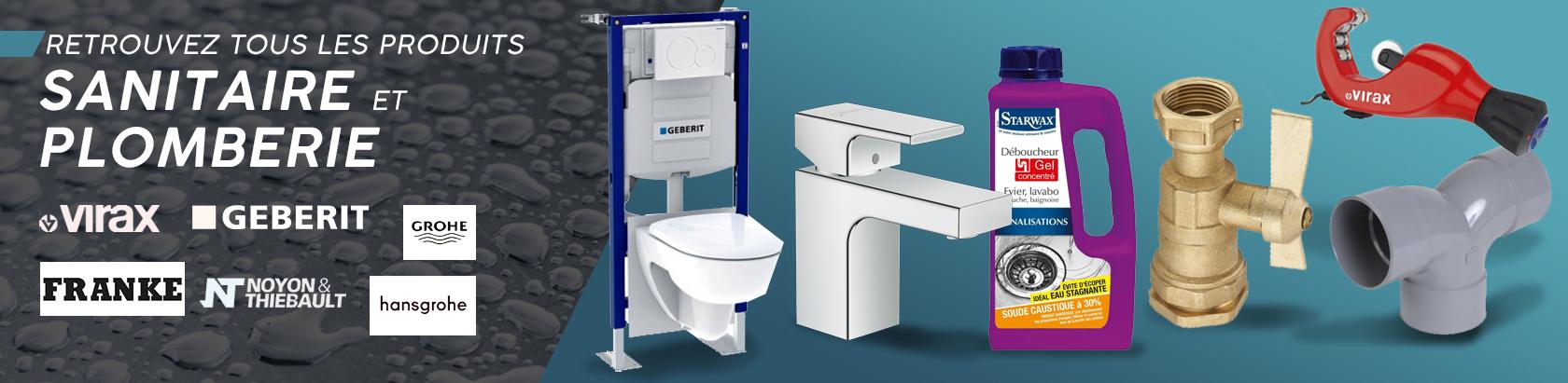 Sanitaire plomberie
