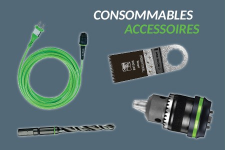 Consommables accessoires Festool