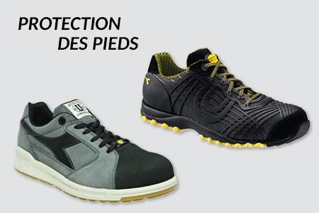 Protection des pieds Diadora