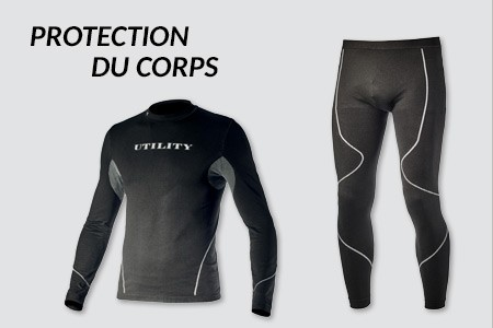 Protection du corps Diadora