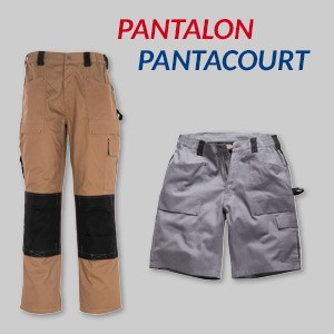 Pantalon Pantacourt Dickies