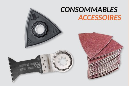 Consommables accessoires Fein