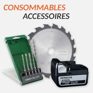 Consommables accessoires Hitachi