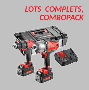 Lots Combopack Facom
