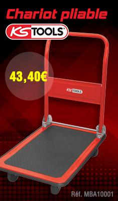 Chariot pliable 800.0015 KSTOOLS