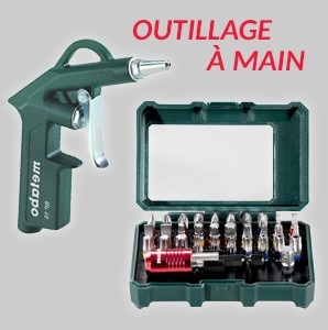 Outillage à main Metabo