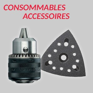 Consommables accessoires Metabo