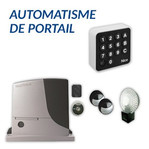 Automatisme portail Nice