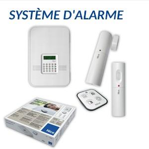 Système d'alarme Nice