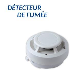 Détecteur fumée Nice