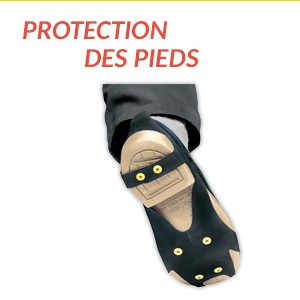 Protection des pieds Petzl
