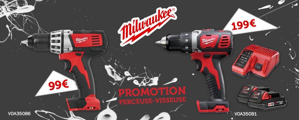 Promotion Milwaukee