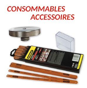 Consommables accessoires Stanley