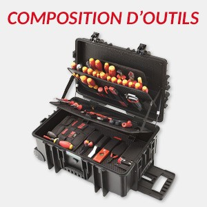 Composition outils Wiha