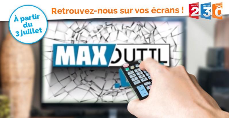 Maxoutil partenaire france 2, 3, O